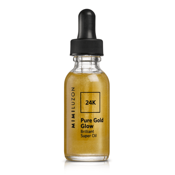 24K Pure Gold Glow Brilliant Super Oil 30ml