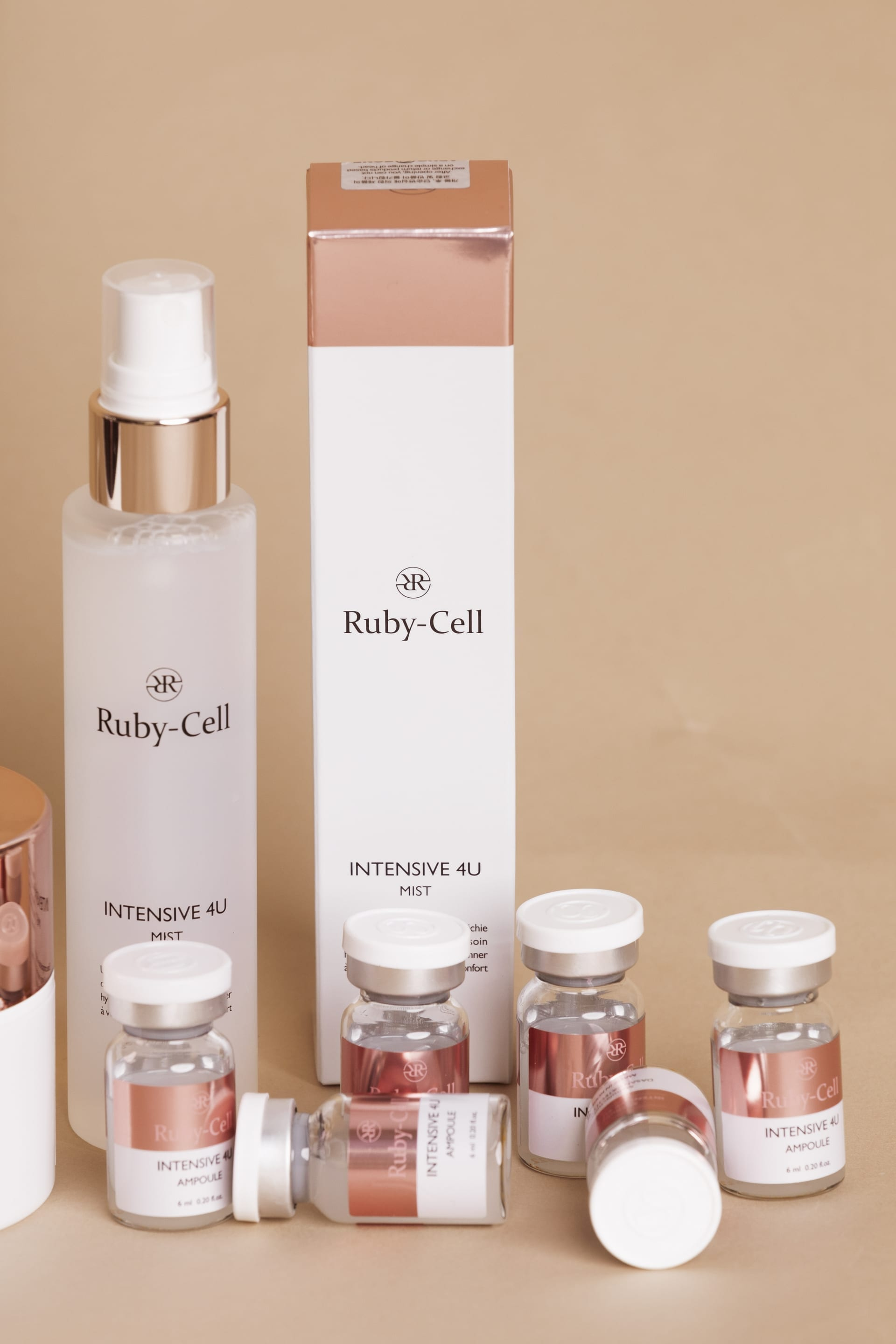 ruby cell 2 - 365 Ruby-Cell INTENSIVE 4U AMPOULE